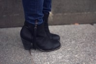 acne lookalike boots | perfekt für den... | Style my Fashion