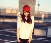 weiße Bluse aus leichtem Stoff | sorgenfrei. | Style my Fashion