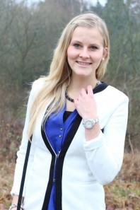 Taubenblauer Blazer kombinieren: 'Blazer' (Damen, Jacke, blau, Bilder) | Style my Fashion