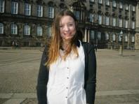Schwarz/weiße klassische Bluse kombinieren: 'Bluse ohne Ärmel' (Damen, Bluse, schwarz, weiß, Bilder) | Style my Fashion
