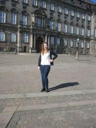 Taubenblaue Slimfit-Jeans kombinieren: 'Jeans' (Damen, Jeans, blau, Bilder) | Style my Fashion