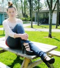 Dunkelblaue Straight-Jeans kombinieren: 'Sey Jeans' (Damen, Jeans, blau, Bilder) | Style my Fashion