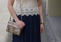 Goldene Abendtasche kombinieren: 'Minimac Rebecca Minkoff' (Damen, Tasche, braun, gelb, Bilder) | Style my Fashion