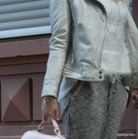 Elegance & Ease: Trackpants and Neutrals