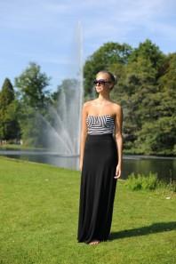 elegantes Kleid für schöne Sommertage   Mein letzter So...   Style my Fashion