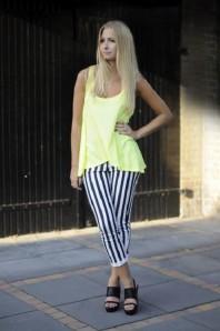 Luftiges Neon-Top | Luftiger Neon-L... | Style my Fashion