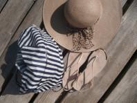 Beige/hellbrauner Hut kombinieren: 'Basthut' (Damen, Hut / Mütze, braun, gelb, Bilder) | Style my Fashion