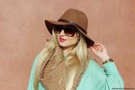 Brauner Hut kombinieren: 'Hut' (Damen, Hut / Mütze, braun, Bilder) | Style my Fashion