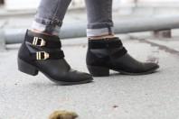 Schwarze Stiefeletten kombinieren: 'Boots von New Look' (Damen, Schuhe, schwarz, Bilder) | Style my Fashion
