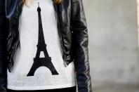 Eiffelturm-Shirt