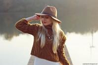 Hellbrauner Hut kombinieren: 'Wollhut' (Damen, Hut / Mütze, braun, Bilder) | Style my Fashion