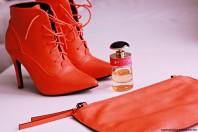 Orange Handtasche kombinieren: 'clutch' (Damen, Tasche, orange, Bilder) | Style my Fashion