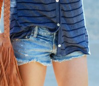 Jeans Hotpants | Lässig! | Style my Fashion