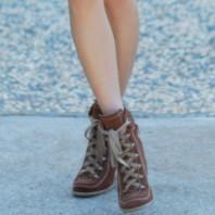 Booties   Lässig!   Style my Fashion