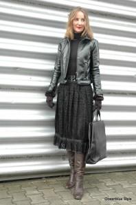 schwarzer rock kombinieren 39 parisian elegance schwarzer vintage spitzenrock 39 damen rock. Black Bedroom Furniture Sets. Home Design Ideas