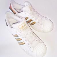 adidas Vintage LE Superstars