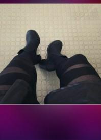 Schwarze Stiefeletten kombinieren: 'Black ankle boots' (Damen, Schuhe, schwarz, Bilder) | Style my Fashion