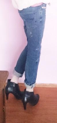 Jeans STAFFY im Distressed Wash von Diesel
