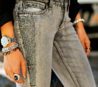 Röhrenjeans | Bling bling | Style my Fashion