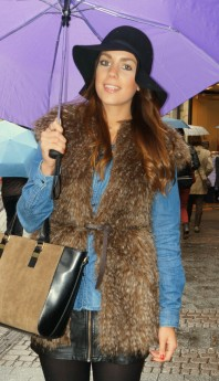 Fellweste | Rainy Day | Style my Fashion
