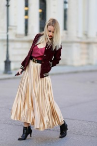 Style my Fashion - Style of the Week - PLISSEE & VELVET