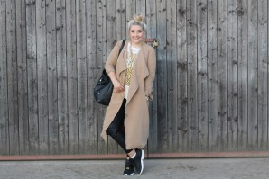 beiger Trenchcoat | Style my Fashion