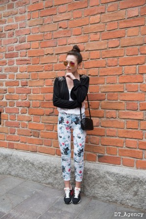 floral print   Style my Fashion