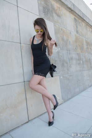 Little Black Is Always a Good Idea   Style my Fashion