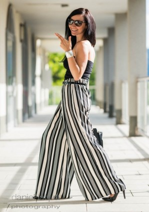 Beetlejuice Palazzopants | Style my Fashion