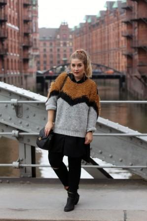 Kuschelpulli | Style my Fashion