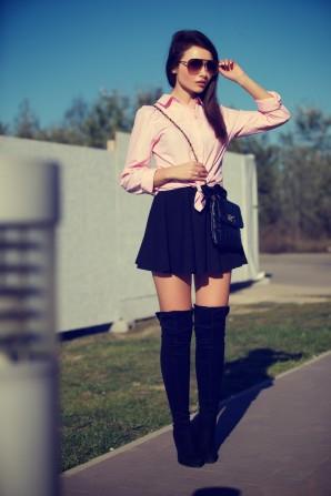 overknees | Style my Fashion