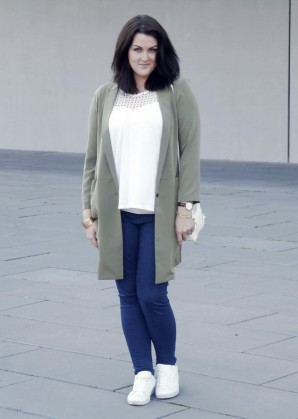 Olive Jacket | Style my Fashion
