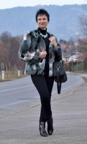 Fake Fur - LOVE - Lena L. (Freizeit   Streetwear, Bilder)   Style my ... 2c402c6570
