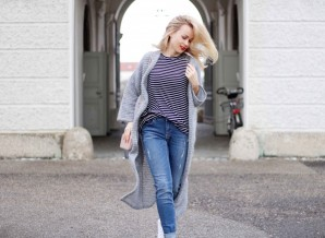 MOM JEANS & STRIPES | Style my Fashion