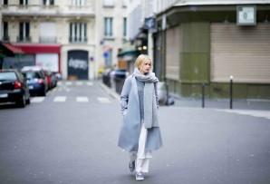 GREY & WHITE   Style my Fashion