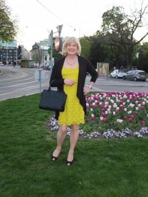 Yellow Dress | Style my Fashion