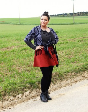 Cold Days - Festival Style   Style my Fashion
