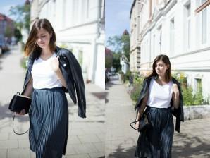 Der Plissee Rock | Style my Fashion