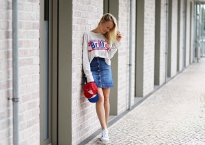 SPORTY STREETSTYLE | Style my Fashion