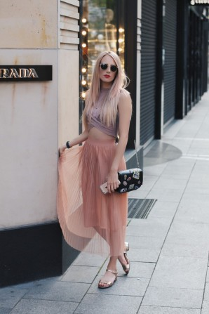 covered in rosé | Style my Fashion