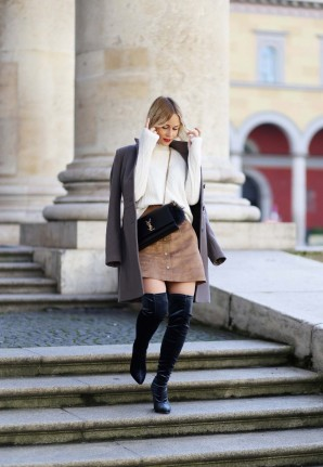 OVER THE KNEES | Style my Fashion