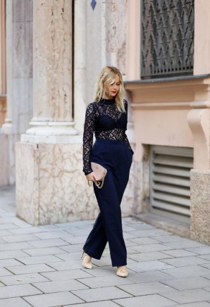 LACE OVERALL | Style my Fashion