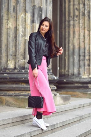 PINK ISN'T JUST A COLOR | Style my Fashion