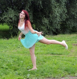 schick in mint | Style my Fashion