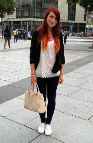 Spitzen Bluse | Style my Fashion