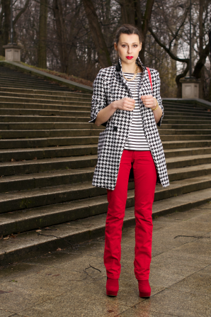 houndstooth | Style my Fashion