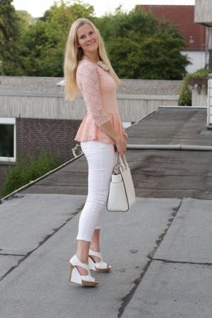 White Rosa | Style my Fashion
