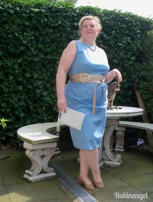 Eisblau, zum Date | Style my Fashion