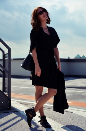 Das Kimonokleid | Style my Fashion