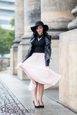 Crop Top & Midi Rock | Style my Fashion